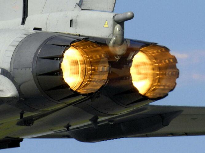 Хвостовой датчик предупреждения о ракетной атаке