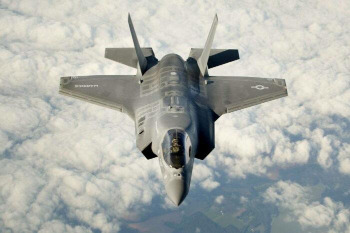 Истребитель пятого поколения ВВС США F-35