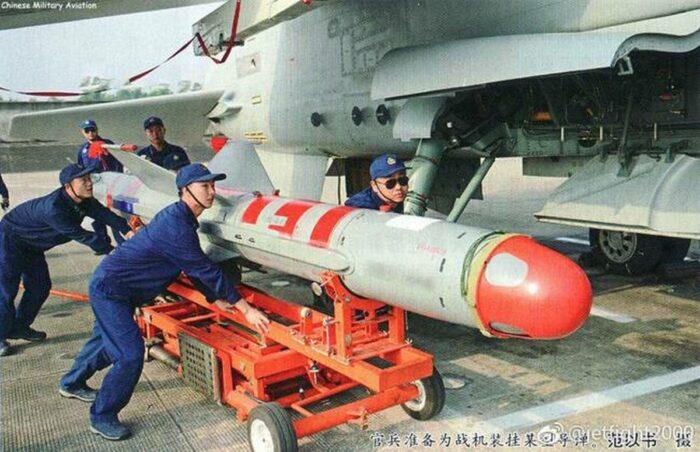 УР класса «воздух–земля» KD-88