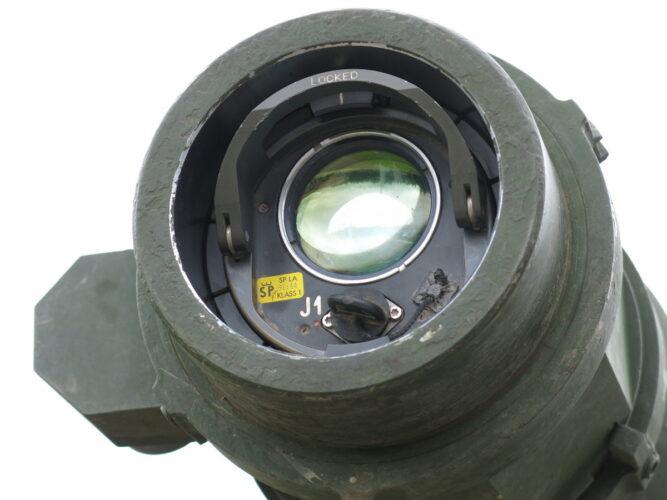 Устройство записи боя в стволе орудия