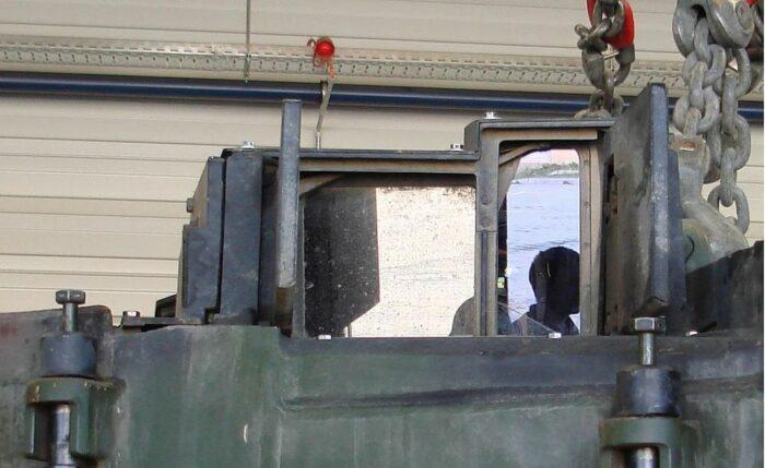 Основной прицел танка EMES 15