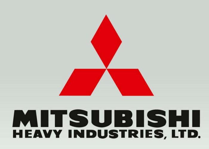 Эмблема компании Mitsubishi Heavy Industries