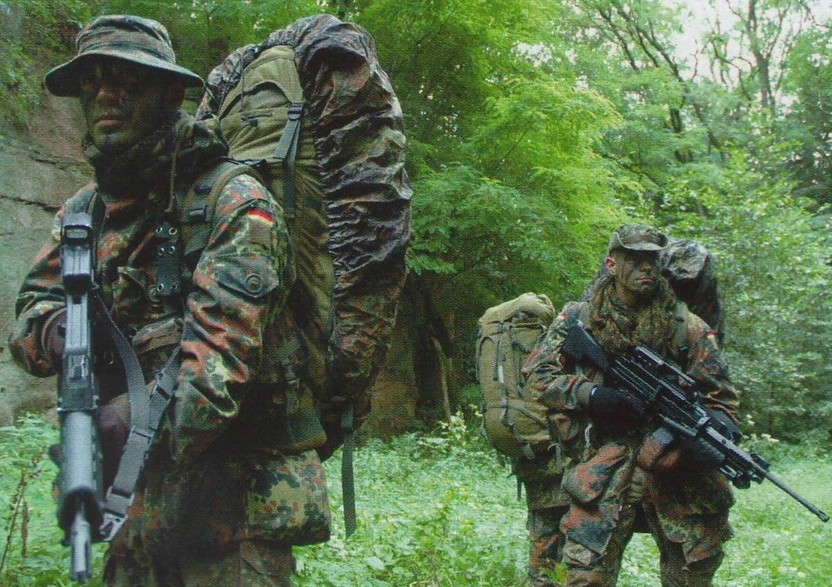 Разведка сухопутных войск бундесвера