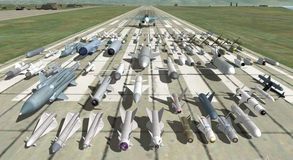 Авиационные средства поражения «Цзянь-16»