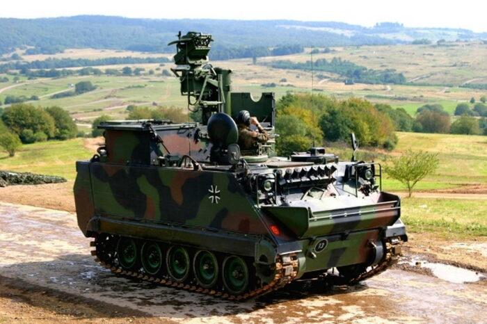 """Комплекс """"Абра"""" на БТР M113 NDV2"""