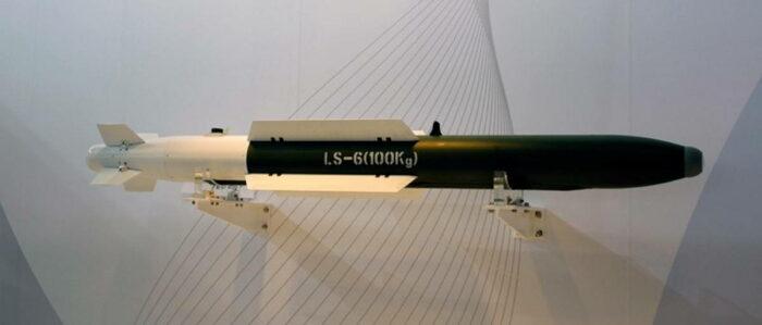 """Корректируемая АБ """"LS-6"""" со спутниковым наведением"""