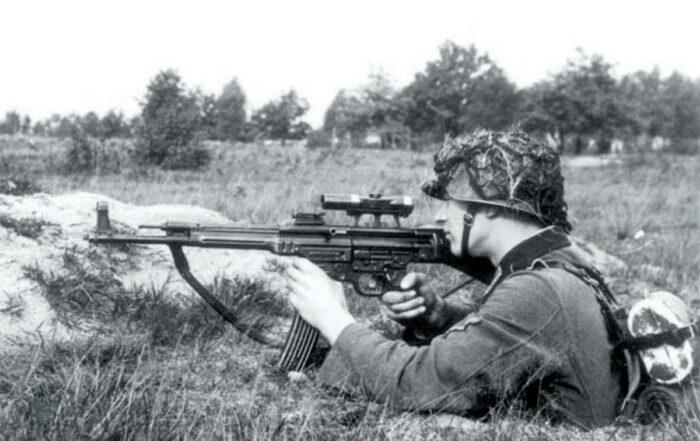 «Штурмовая винтовка 44» Третьего рейха