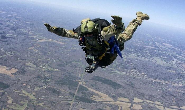 Прыжок со свободным падением