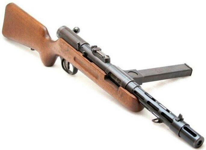 Пистолет-пулемет МР 35