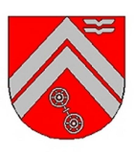 Эмблема 36 полка ударных вертолетов, г. Фрицлар