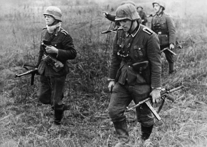 Пистолет-пулемет МР 38/40
