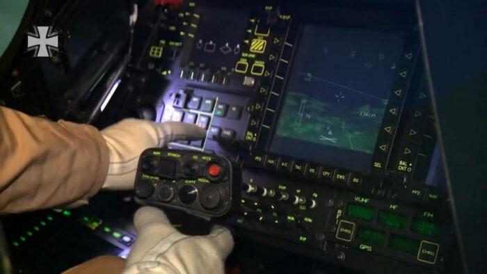 """Оборудование кабины пилота """"Тигра"""""""