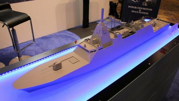 Перспективный корабль прибрежной зоны ВМС Японии, проект 30DX