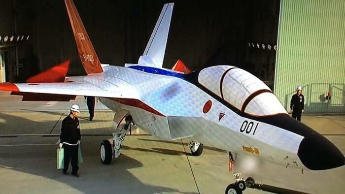 Опытный истребитель X-2
