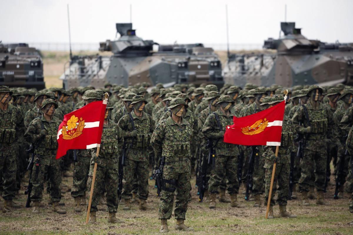 Плавающая боевая машина десанта Японии – китайская оценка.