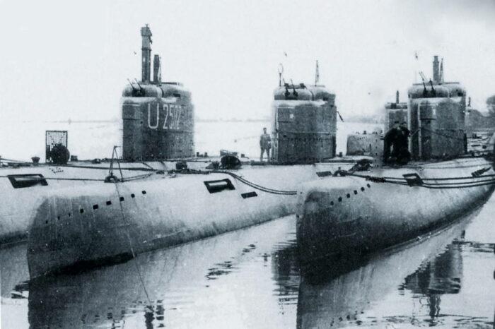 Подводная лодка типа XXI Третьего рейха
