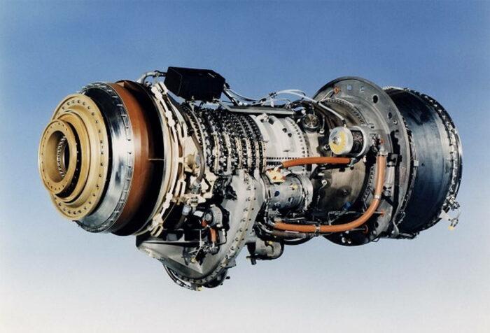 Газотурбинный двигатель LM500 G7