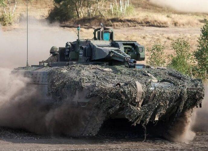 """БМП """"Пума"""" сухопутных войск Германии"""