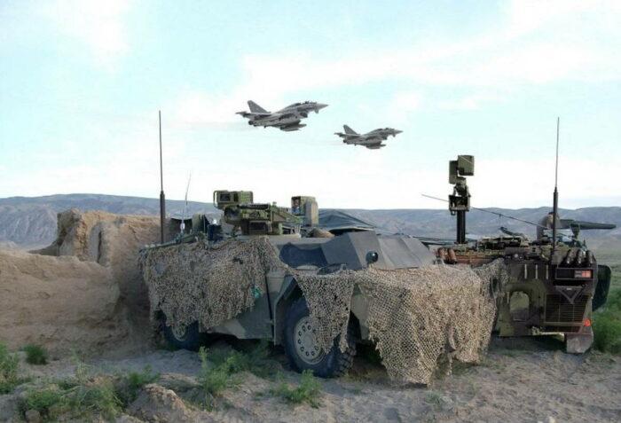 Группа объединенной огневой поддержки в Афганистане