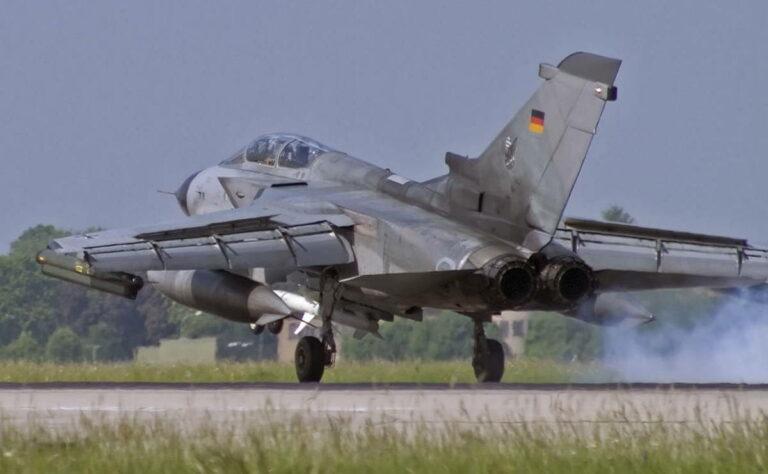 Воздушная разведка силами ВВС Германии