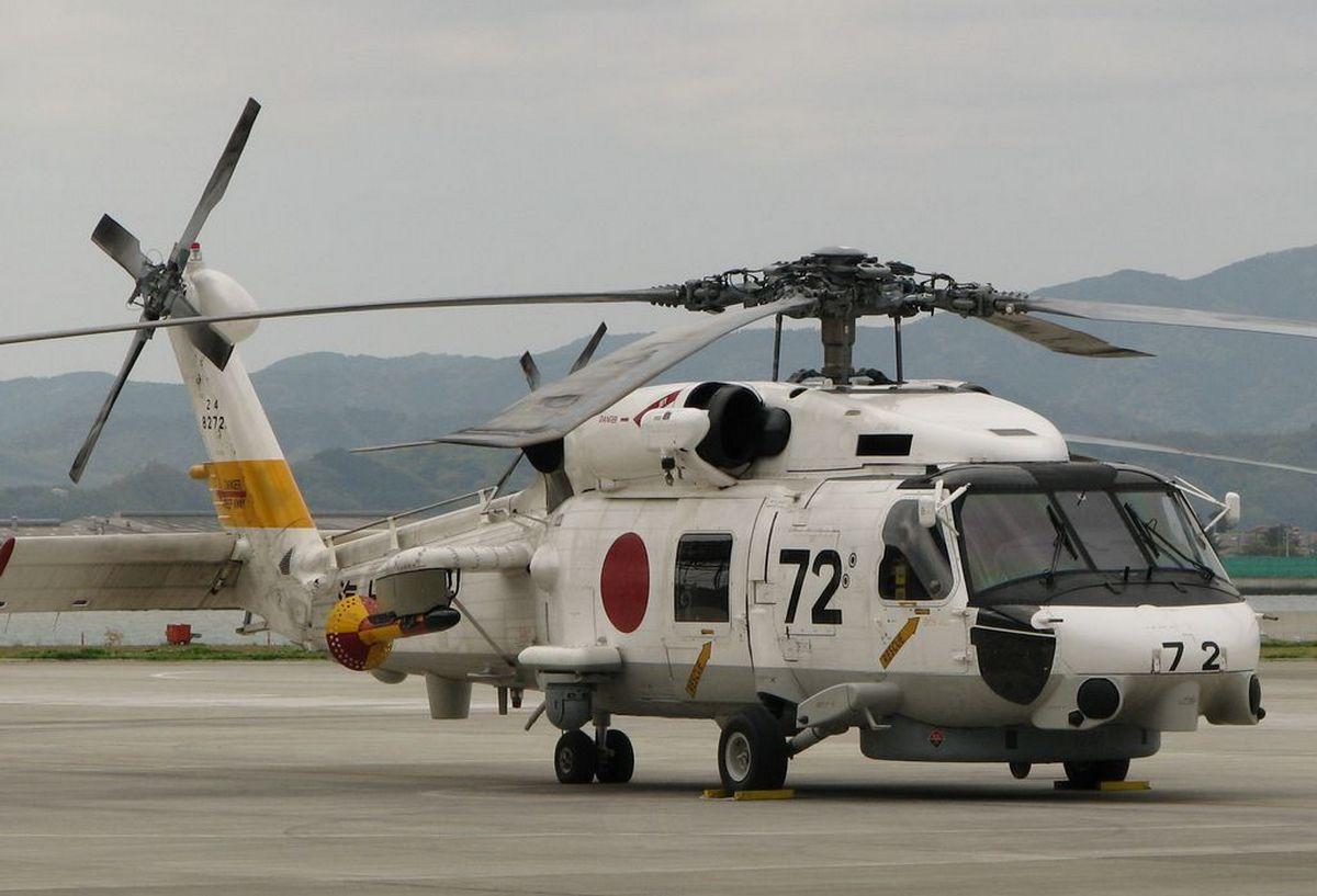 Вертолет SH-60J/K