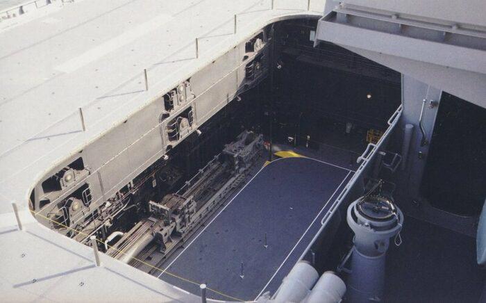 Подъемник для авиационной техники