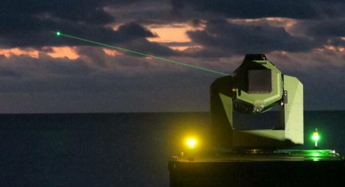 Лазерное оружие для ВМС Германии