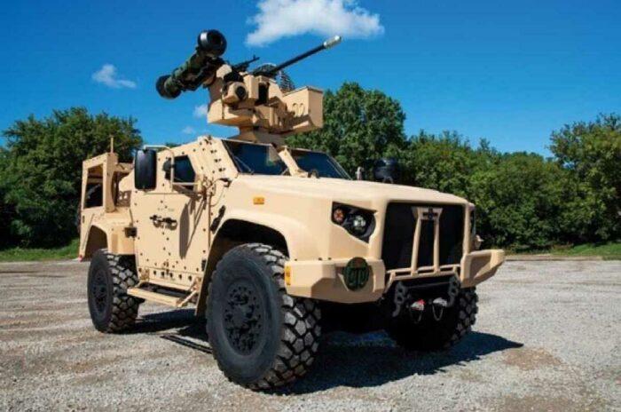 Машина американского спецназа