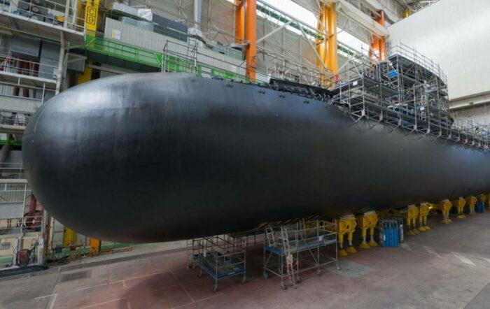 Подводная лодка «Барракуда» готова к передаче ВМС Франции