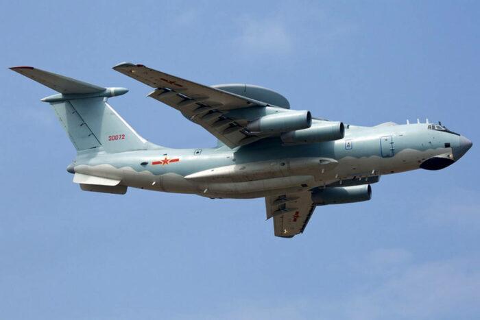 Новый самолет ДРЛО Китая