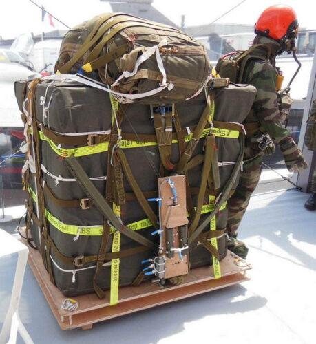 ПГС LMTGH-OB для сброса грузов с большой высоты