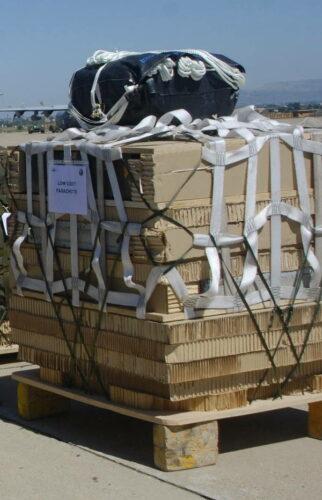 ПГС типа LCLA для доставки малогабаритных грузов