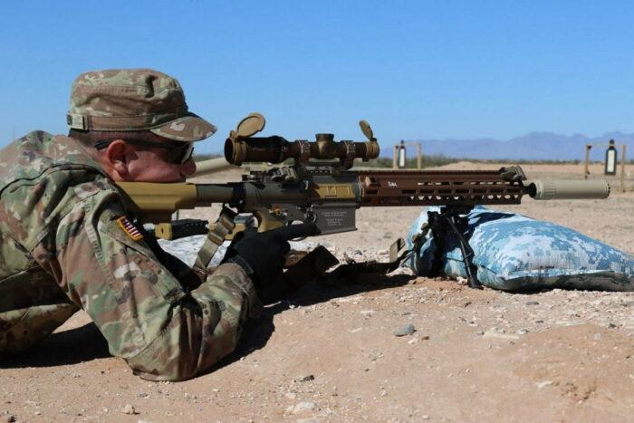 Винтовки «Хеклер Кох» пополняют арсеналы США