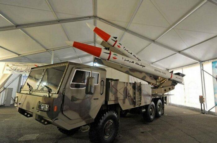 Противокорабельная ракета Ирана – недооцененная угроза
