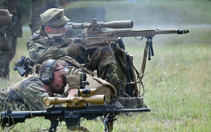 Европейский чемпионат снайперских групп 2019