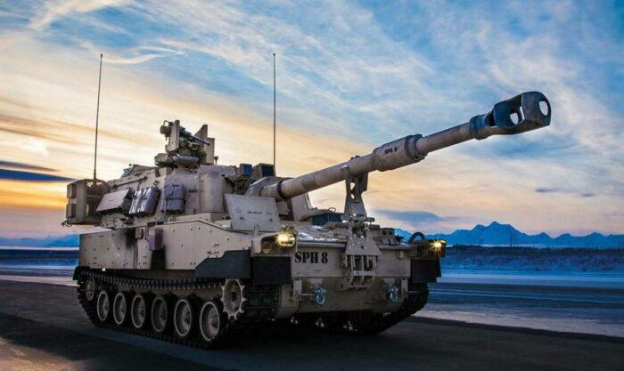 Программа ERCA – возможности артиллерии США превысят 100 км