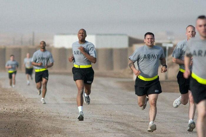 Использование фитнес-трекеров в армии США