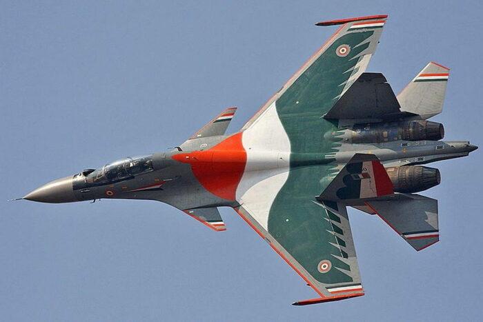 ВВС Индии меняют систему радиосвязи