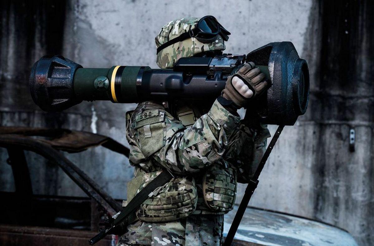NLAW – противотанковое средство нового поколения