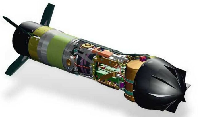 Ракета комплекса NLAW