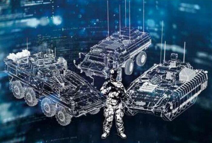"""Система """"Мотопехотинец"""" – объединение экипировки ПБ с боевой техникой"""
