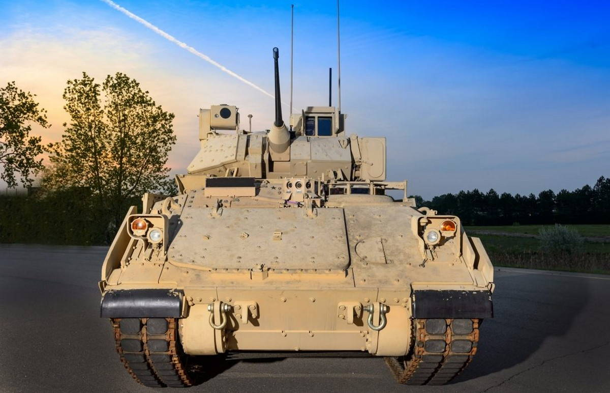 Армия США модернизирует БМП «Брэдли»