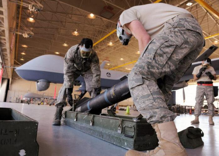 «Гуманное» кинетическое оружие для террористов