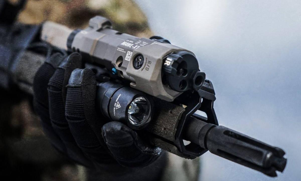 ВВС США закупают лазерный оружейный модуль MAWL-X1