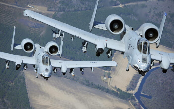 ВВС США перевооружают A-10 «Тандерболт 2»