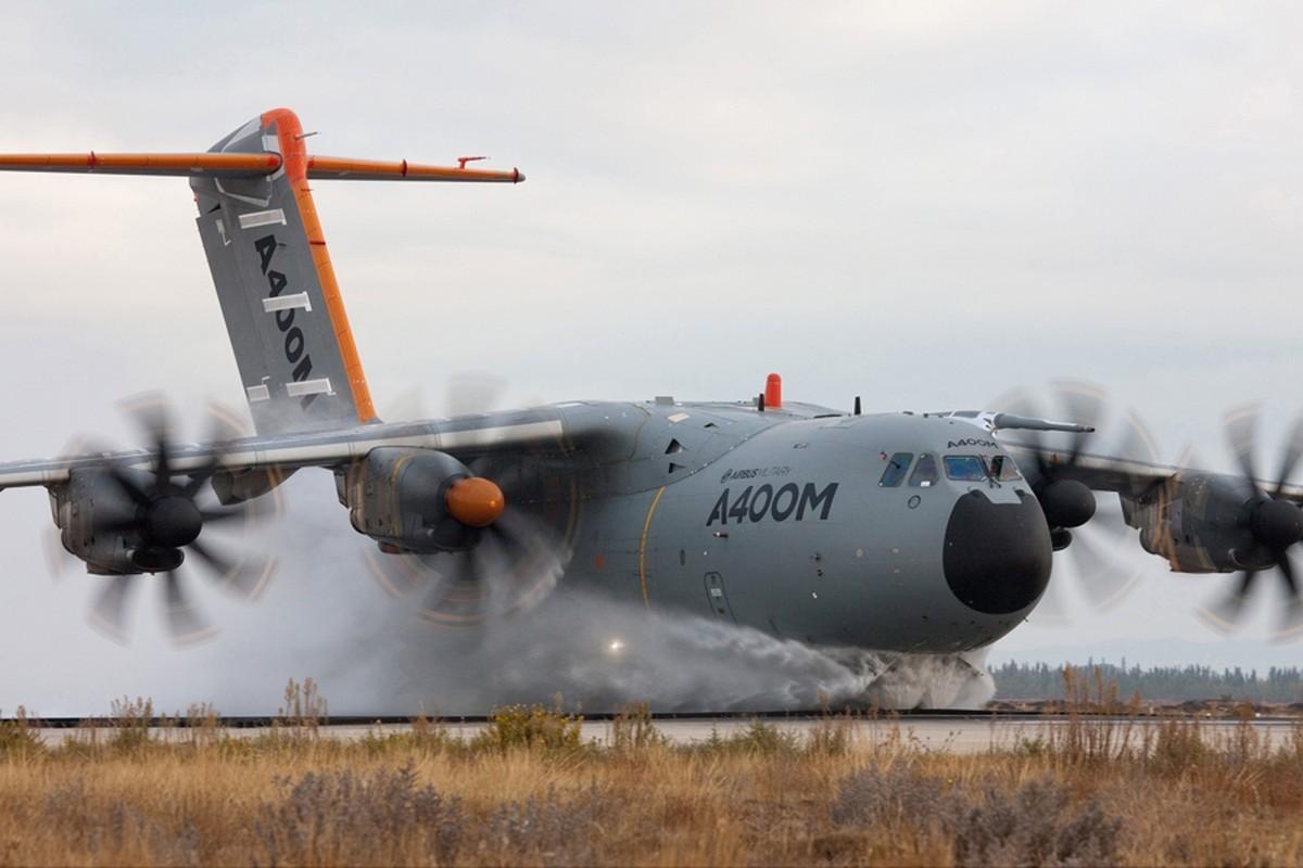 Европейский А400М наращивает возможности