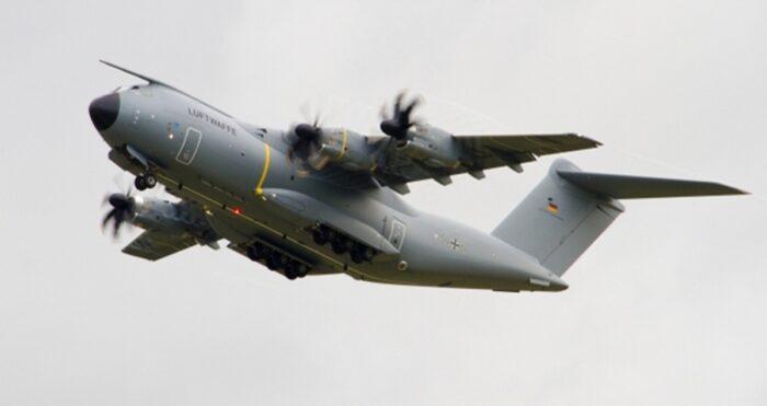 Самолет А400М ВВС Германии