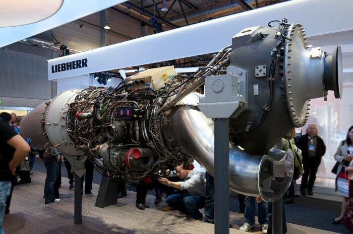 Турбовинтовой двигатель TP400-D6 производства EPI