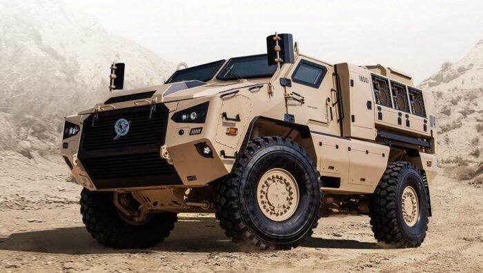 Бронеавтомобиль Mbombe 4