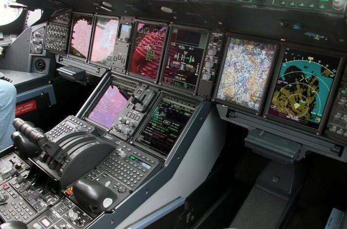Приборные панели кабины А400М